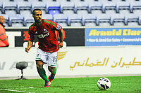 Tuesday, 7 May 2013<br /><br />Pictured: Wayne Routledge of Swansea City<br /><br />Re: Barclays Premier League Wigan Athletic v Swansea City FC  at the DW Stadium, Wigan