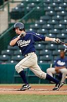 Ryan Skube ---  AZL Padres - 2009 Arizona League.Photo by:  Bill Mitchell/Four Seam Images
