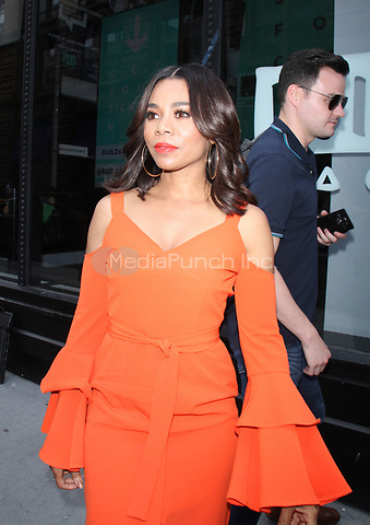 NEW YORK, NY July 17, 2017  Regina Hall at AOL BUILD to talk about new movie Girls Trip in New York July 17, 2017. Credit:RW/MediaPunch