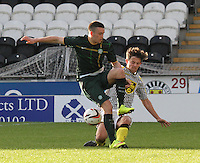St Mirren v Celtic, Development League 110515