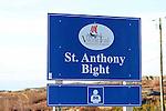 ALONG THE V IKING TRAIL, ST. ANTHONY BIGHT