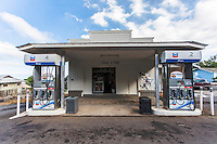 Ching Store Chevron gas station, Kula, Maui