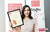 The Critics' Circle National Dance Awards 2016 <br /> at the Lilian Baylis Studio, Sadler's Wells, London, Great Britain <br /> <br /> 6th February 2017 <br /> <br /> Tamara Rojo <br /> <br /> Photograph by Elliott Franks <br /> Image licensed to Elliott Franks Photography Services