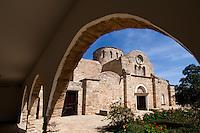 Nordzypern, Barnabas-Kloster (Agios Varnavas), heute Musem