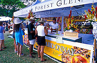 "Food, fun and entertainment at the """"taste of Honolulu festival"