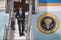 16-11-16 Obama in Berlin gelandet