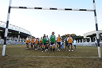 29/10/2012 Roma, Stadio dei Marmi..Allenamento della Nazionale Italiana di Rugby.Foto Antonietta Baldassarre / Insidefoto .Training of Italian national team of Rugby to prepare Test matches..