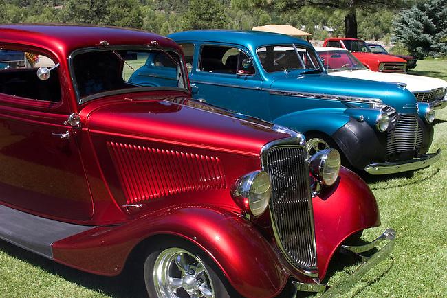 Classic Antique Automobiles