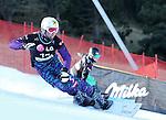 10.03.2012, La Molina, Spain. LG Snowboard FIS Wolrd Cup 2011-2012.Men's parallel giant slalom. Picture show Andreas Prommegger AUT
