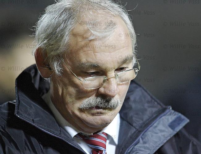Jim Leishman, Dunfermline Athletic.stock season 2005-2006.pic willie vass