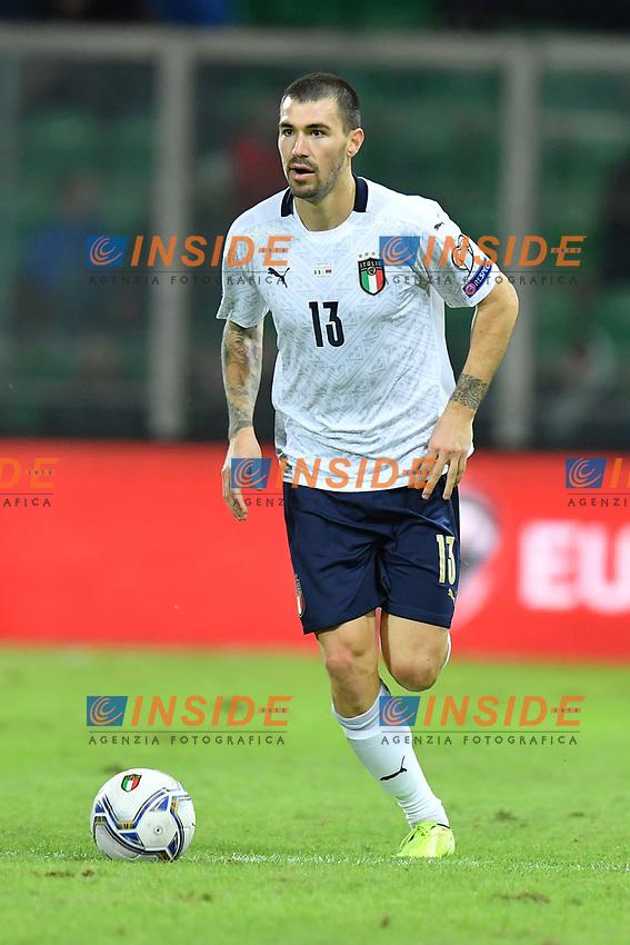 Italy's Alessio Romagnoli <br /> Palermo 18-11-2019 Stadio Renzo Barbera <br /> UEFA European Championship 2020 qualifier group J <br /> Italy - Armenia <br /> Photo Carmelo Imbesi / Insidefoto