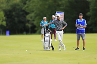 Jack Singh Brar (ENG) waits to hit on the 16th hole during Sunday's Final Round of the Northern Ireland Open 2018 presented by Modest Golf held at Galgorm Castle Golf Club, Ballymena, Northern Ireland. 19th August 2018.<br /> Picture: Eoin Clarke | Golffile<br /> <br /> <br /> All photos usage must carry mandatory copyright credit (&copy; Golffile | Eoin Clarke)