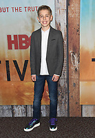 "10 January 2019 - Hollywood, California - Phoenix Elkin. ""True Detective"" third season premiere held at Directors Guild of America.   <br /> CAP/ADM/BT<br /> ©BT/ADM/Capital Pictures"