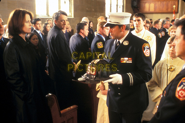 SIGOURNEY WEAVER & ANTHONY LA PAGLIA .in The Guys.Filmstill - Editorial Use Only.CAP/AWFF.www.capitalpictures.com.sales@capitalpictures.com.Supplied By Capital Pictures.