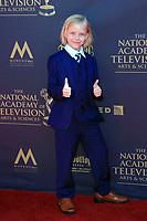PASADENA - APR 30: Christian Ganiere at the 44th Daytime Emmy Awards at the Pasadena Civic Center on April 30, 2017 in Pasadena, California