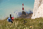 Beachy Head - suicide spot