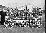 ST. BRENDAN'S COLLEGE, KILLARNEY FOOTBALL TEAM <br /> 1960'S.<br /> Photo: Donal MacMonagle <br /> e: info@macmonagle.com