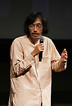"""September 25, 2019, Tokyo, Japan - Japanese film director Rikiya Imaizumi speaks at a press event for the 31st Tokyo International Film Festival (TIFF) as his movie """"Just Only Love"""" is nominated to the competition section of the festival in Tokyo on Tuesday, September 25, 2018. TIFF announced all nominated films for 10-day festival event from October 25 through November 3. (Photo by Yoshio Tsunoda/AFLO) LWX -ytd-"""