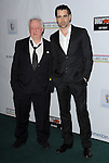 Jim Sheridan and Colin Farrell attending the Oscar Wilde Honoring The Irish in Film Pre-Academy Awards party, held at Bad Robot Studio in Los Angeles, CA. February 21, 2013