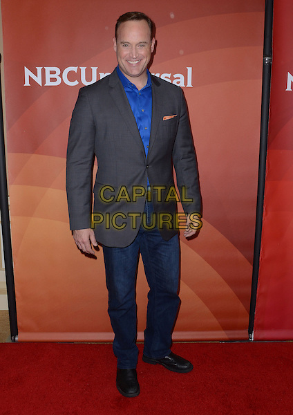 14 January  - Pasadena, Ca - Matt Iseman. NBC Universal Press Tour Day 2 held at The Langham Huntington Hotel.  <br /> CAP/ADM/BT<br /> &copy;BT/ADM/Capital Pictures