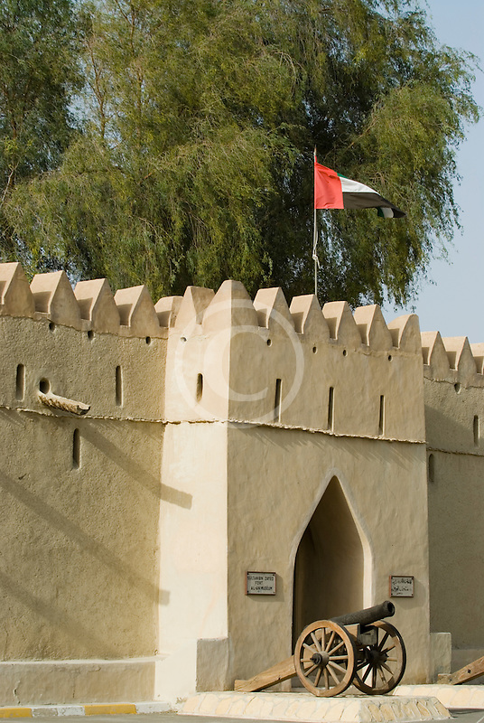 United Arab Emirates, Abu Dhabi, Al Ain, Al Ain, Sultan Bin Zayed Fort (Eastern Fort)