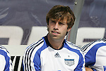 11 July 2009: Kansas City's Michael Kraus. The New England Revolution played the Kansas City Wizards to a 0-0 tie at Gillette Stadium in Foxboro, Massachusetts in a regular season Major League Soccer game.