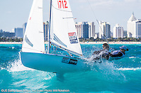 Annie Haeger and Briana Provancha, 470, US Sailing Team Sperry Top-Sider