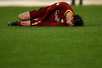 Patrik Schick of AS Roma injured <br /> Roma 11-3-2019 Stadio Olimpico Football Serie A 2018/2019 AS Roma - Empoli<br /> Foto Andrea Staccioli / Insidefoto