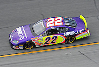 Jul. 3, 2008; Daytona Beach, FL, USA; Nascar Nationwide Series driver Josh Wise during practice for the Winn-Dixie 250 at Daytona International Speedway. Mandatory Credit: Mark J. Rebilas-