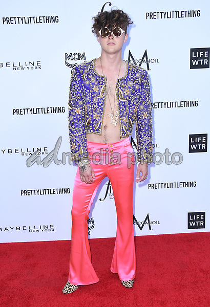 08 April 2018 - Beverly Hills, California - Austin Colby. The Daily Front Row's 4th Annual Fashion Los Angeles Awards held at The Beverly Hills Hotel. Photo Credit: Birdie Thompson/AdMedia