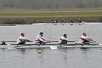 039 BradfordonAvon MasD.4+..Marlow Regatta Committee Thames Valley Trial Head. 1900m at Dorney Lake/Eton College Rowing Centre, Dorney, Buckinghamshire. Sunday 29 January 2012. Run over three divisions.