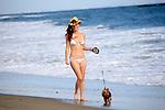 Phoebe Price.Malibu.26 August 2007.Photo by Nina Prommer/Milestone Photo