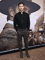 "14 May 2019 - Hollywood, California - Thomas Middleditch. HBO's ""Deadwood"" Los Angeles Premiere held at the Arclight Hollywood.   <br /> CAP/ADM/BT<br /> ©BT/ADM/Capital Pictures"