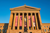 Philadelphia Museum of Art, Pennsylvania, USA.