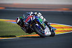 VALENCIA, SPAIN - NOVEMBER 11: Jorge Lorenzo during Valencia MotoGP 2016 at Ricardo Tormo Circuit on November 11, 2016 in Valencia, Spain