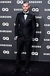 Mario Suarez attends the 2018 GQ Men of the Year awards at the Palace Hotel in Madrid, Spain. November 22, 2018. (ALTERPHOTOS/Borja B.Hojas)