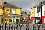 Chtistmas time in the Small Square, Listowel.