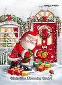 Roger, CHRISTMAS SANTA, SNOWMAN, WEIHNACHTSMÄNNER, SCHNEEMÄNNER, PAPÁ NOEL, MUÑECOS DE NIEVE, paintings+++++,GBRM19-0103,#x#