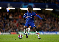 25th February 2020; Stamford Bridge, London, England; UEFA Champions League Football, Chelsea versus Bayern Munich; Antonio Rudiger of Chelsea