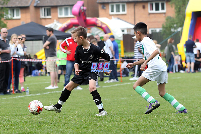 WHYTELEAFE v BRACKNELL TOWN ROBINS<br /> U10 GROUP MATCH<br /> THAMESMEAD SUMMER FESTIVAL OF FOOTBALL 2016<br /> SATURDAY 28TH MAY 2016<br /> BAYLISS AVENUE