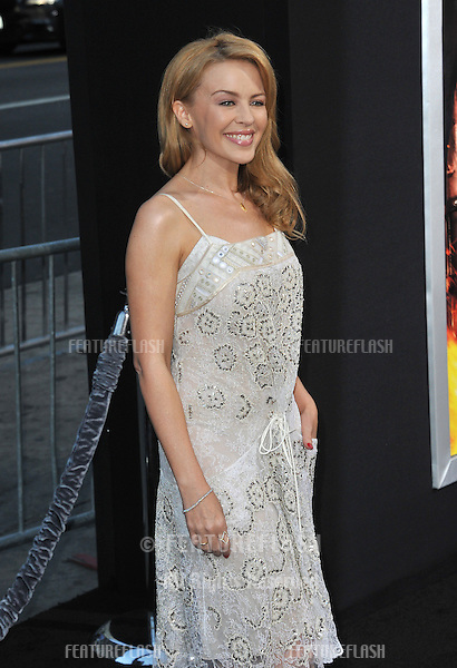 Kylie Minogue at the premiere of &quot;Hercules&quot; at the TCL Chinese Theatre, Hollywood.<br /> July 23, 2014  Los Angeles, CA<br /> Picture: Paul Smith / Featureflash