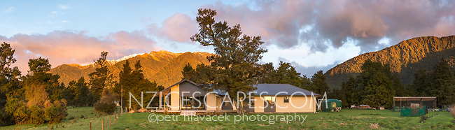 Petr Hlavacek Gallery, Whataroa, South Westland, West Coast, South Island, New Zealand, NZ