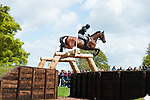 Badminton, Gloucestershire, United Kingdom, 4th May 2019, Michael Ryan riding Dunlough Striker during the Cross Country Phase of the 2019 Mitsubishi Motors Badminton Horse Trials, Credit:Jonathan Clarke/JPC Images