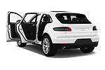 Car images close up view of a 2018 Porsche Macan Base 5 Door SUV doors