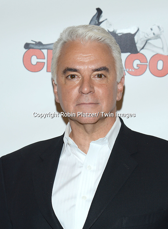"John O' Hurley attends ""Chicago""  becoming the 2nd Longest Running Show on Broadway at performance 7486 on November 23, 2014 at the Ambassodor Theatre in New York City."