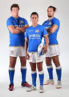 Roma 3/7/2018<br /> Shooting Rugby nuova maglia <br /> FIR / CATTOLICA <br /> Federazione Italiana Rugby <br /> Foto Antonietta Baldassarre / Federugby <br /> Insidefoto for Corporate <br /> redazione@insidefoto.com