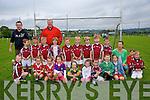 Scartaglin GAA celebrates it's 50th Football Blitz and family fun day on Saturday Pictured Scartaglin