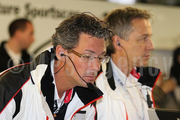 DR FRANK STEFFEN WALLISER (DEU) HEAD OF PORSCHE MOTORSPORT