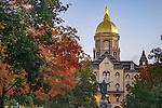 MC 10.14.16 Dome Sunrise.JPG by Matt Cashore/University of Notre Dame