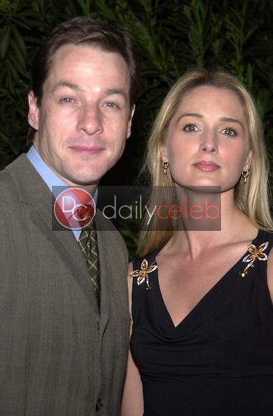 French Stewart and Katherine La Nasa